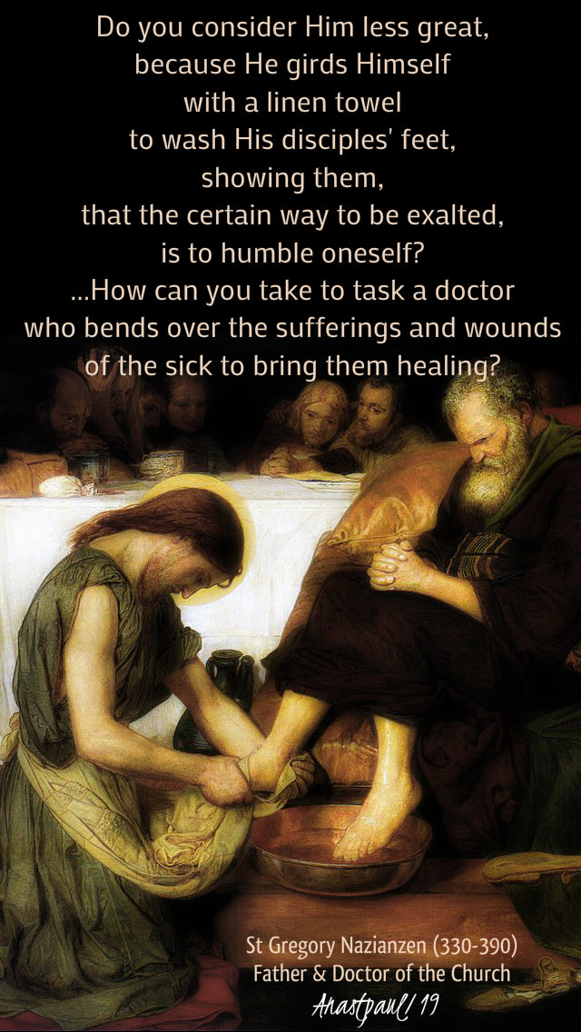 how can you take to task a doctor - st gregory of nazianzen - 26 feb day two lenten novena 2019.jpg
