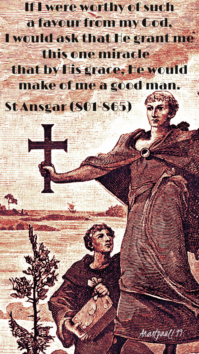 if I were worthy of such an honour - st ansgar - 3 feb 2019.jpg