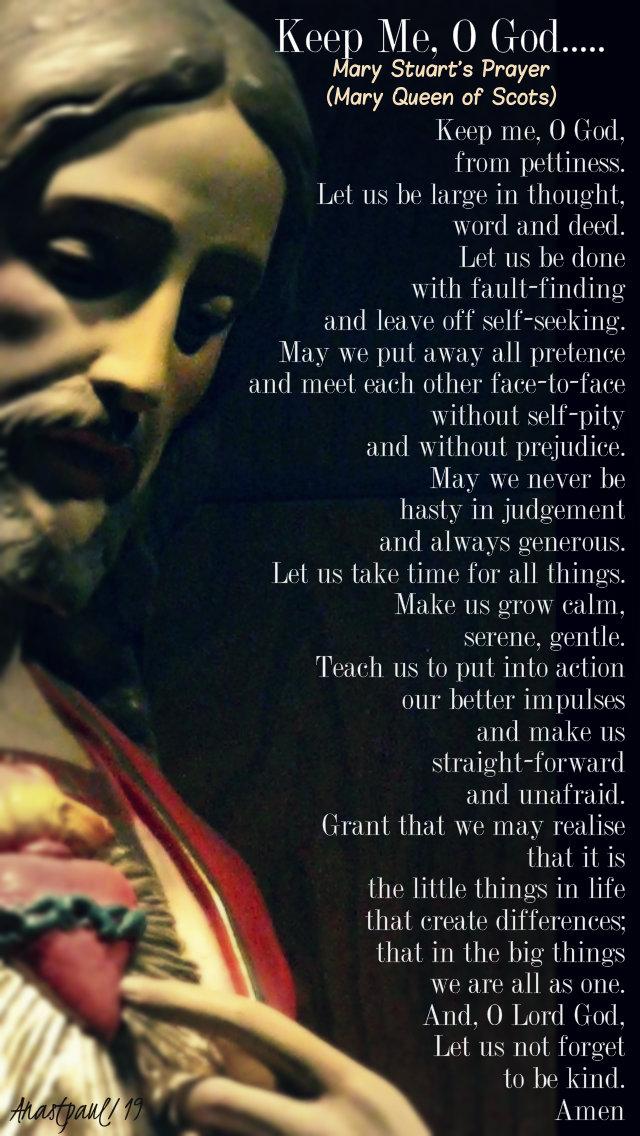 keep me o god - mary stuart's prayer - 18 feb 2019.jpg