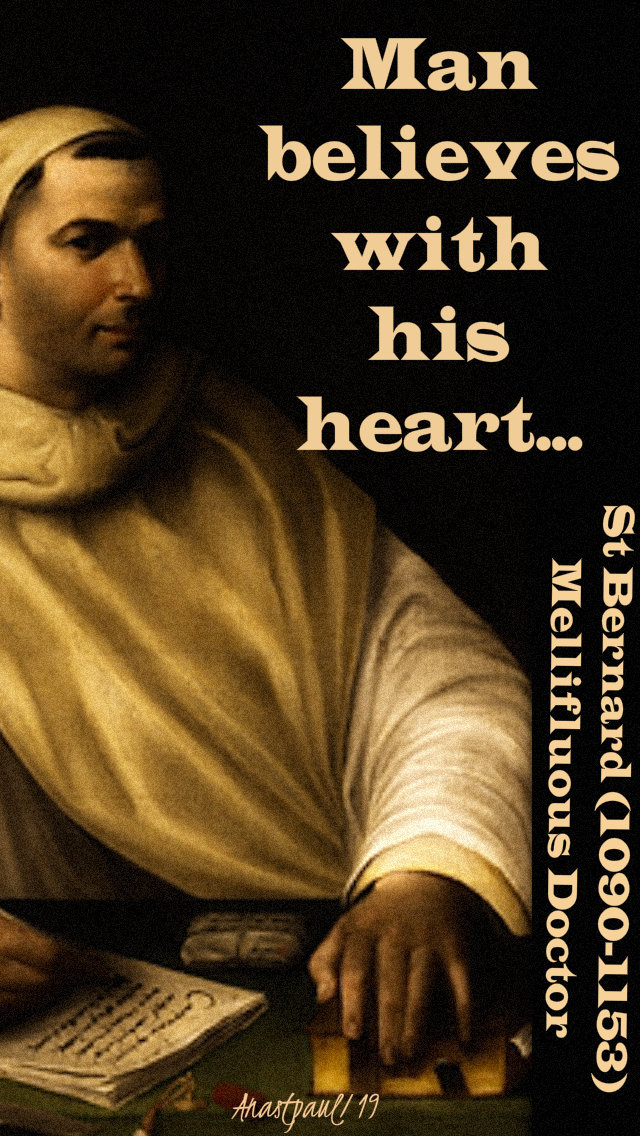 man believes with his heart - st bernard - 18 feb 2019.jpg