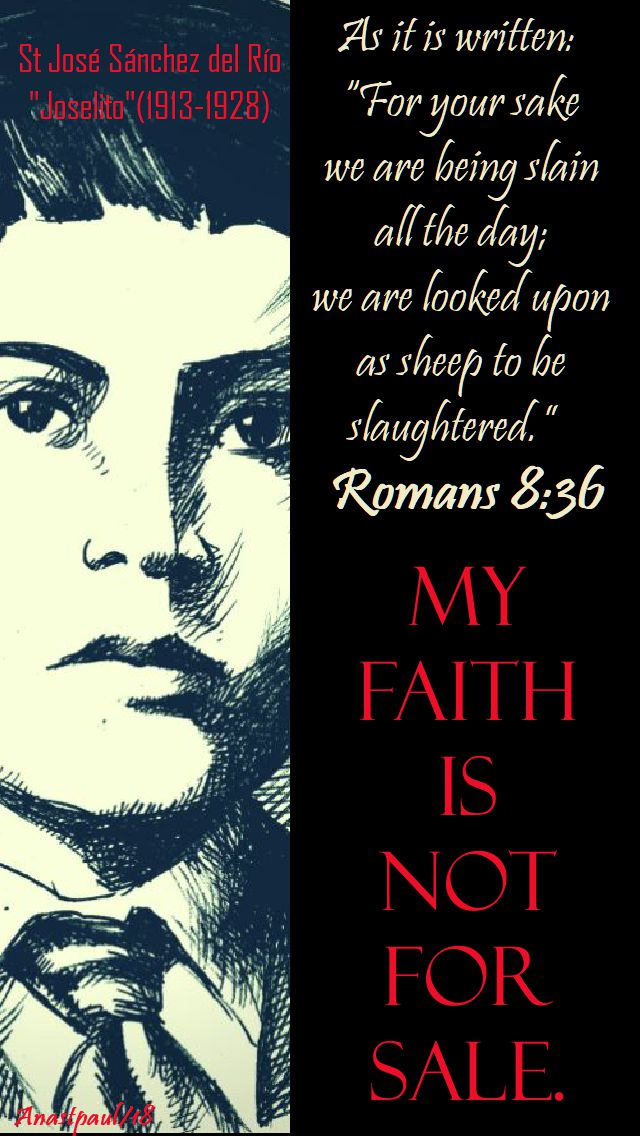 my-faith-is-not-for-sale-joselito-10-feb-2018