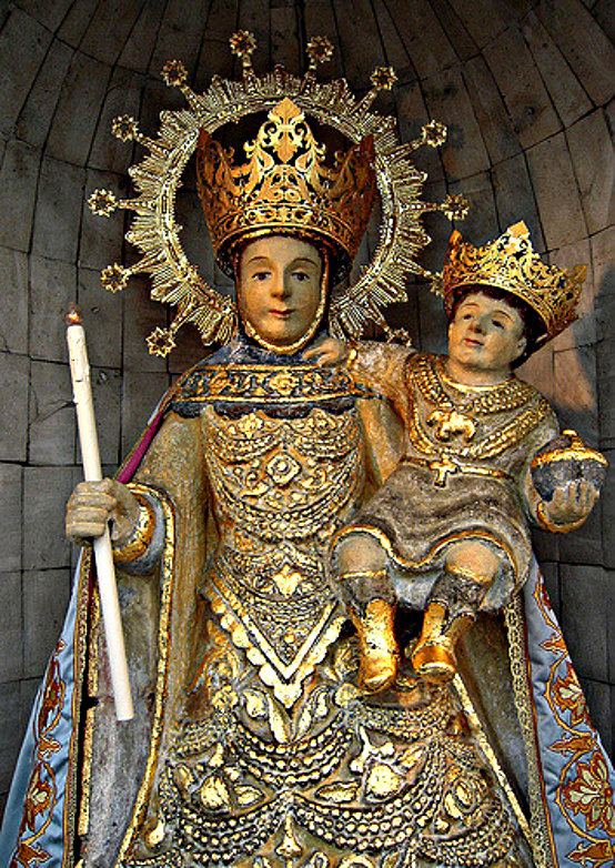 our lady of the candles - original crowned image.jpg