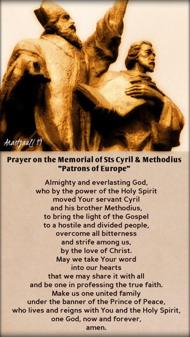 prayer - sts cyril and methodius memorial 14 feb 2019.jpg