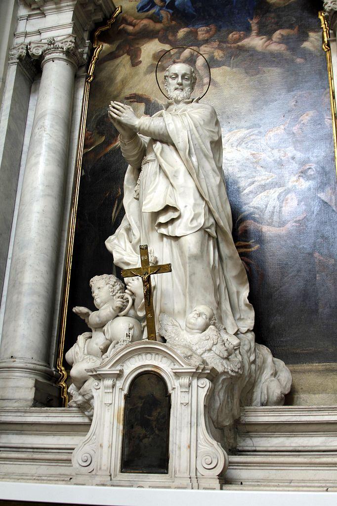 Saint_Gerolamo_Emiliani_(Morleiter,_1767)_-_Santa_Maria_della_Salute_-_Venice_2016_(2).jpg