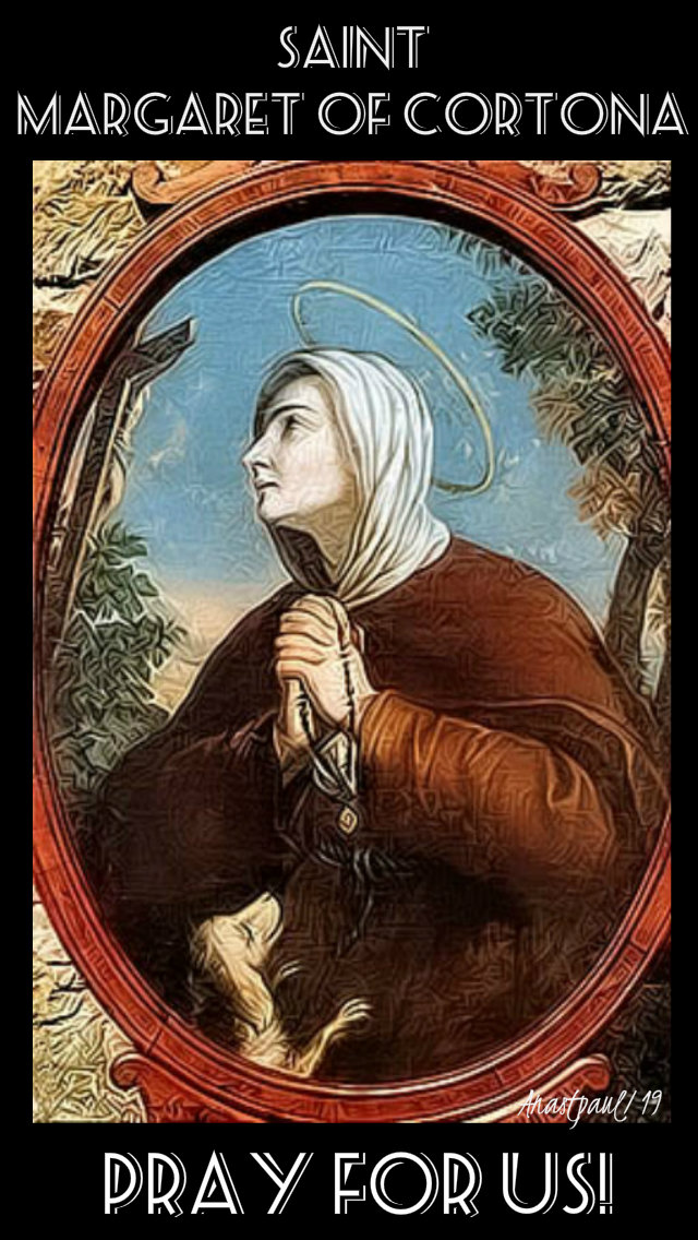 st margaret of cortona pray for us 22 feb 2019.jpg