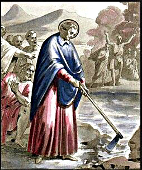 st serenus the gardener 2