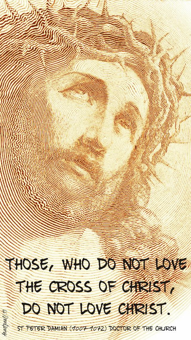 those who do not love no 2 st peter damian 21 feb 2019.jpg
