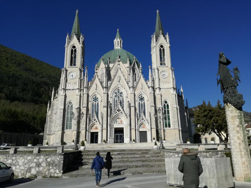 basilica minor of our lady of seven sorrows