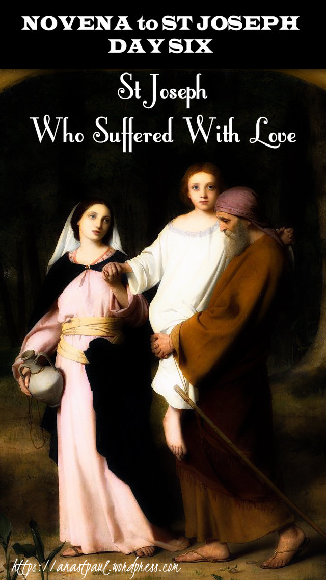 day six noivena to st joseph who suffered with love 16 march 2019.jpg
