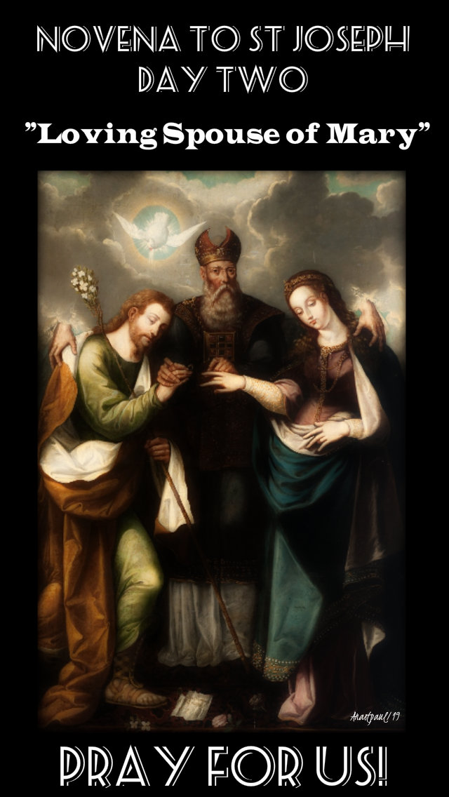 day two - novena to st joseph loving spouse of mary - 12 march 2019.jpg