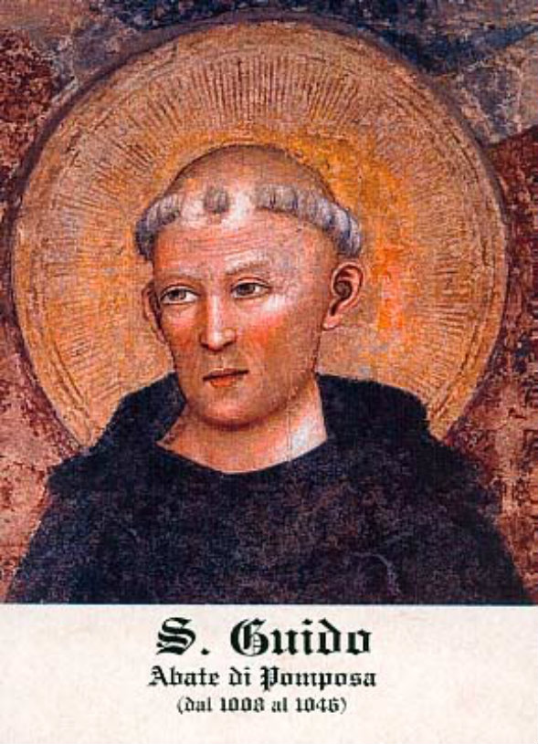 guy holy card