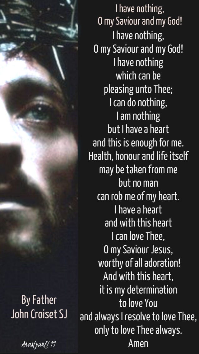 i have nothing o my saviour and my god - fr jean croiset sj 15 march 2019.jpg