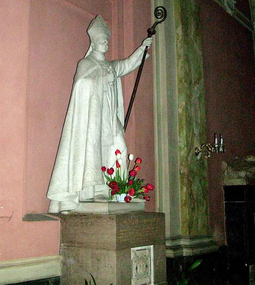 jozef - statue - Bilczewski-KatedraLacinska-Lwow