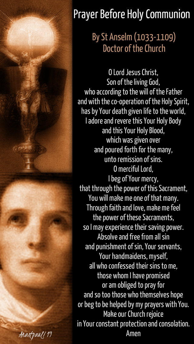 prayer before holy comm by st anselm from adoration pg 156 10 march 2019.jpg