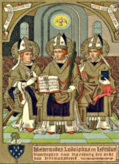 Saint Ludolph of Ratzeburg