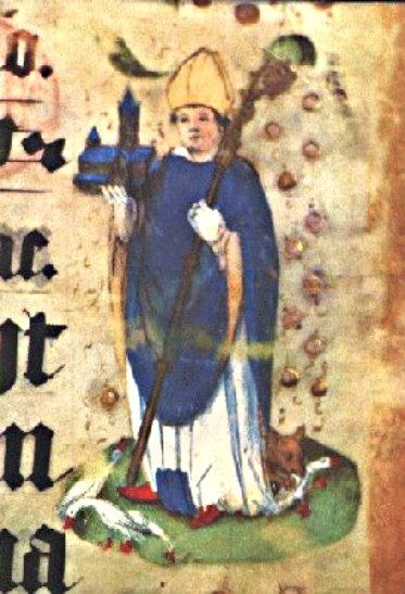Saintliudger