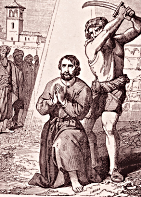 st eulogius martyrdom