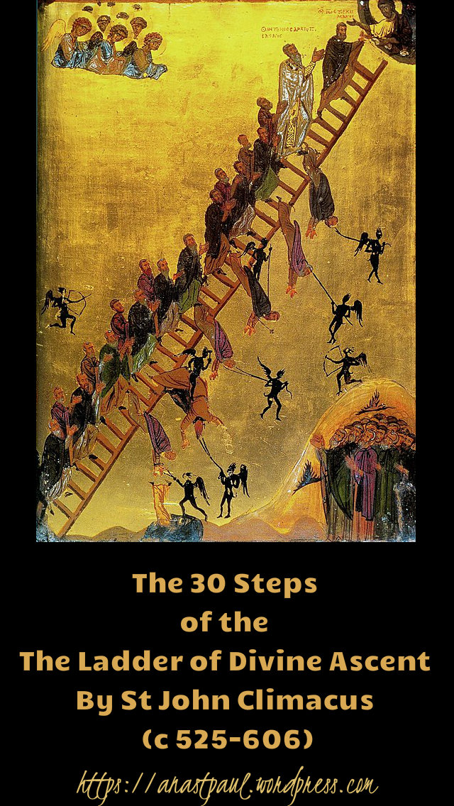 the 30 steps of the ladder of divine ascent - 30 march 2019.jpg