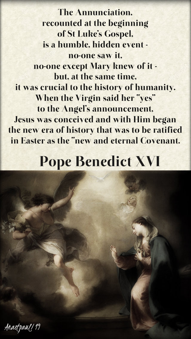 the annunciation - pope benedict 25 march 2019.jpg