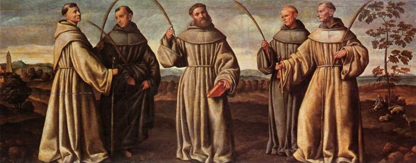 Bernardino_Licinio_-_Franciscan_Martyrs_-_WGA12986