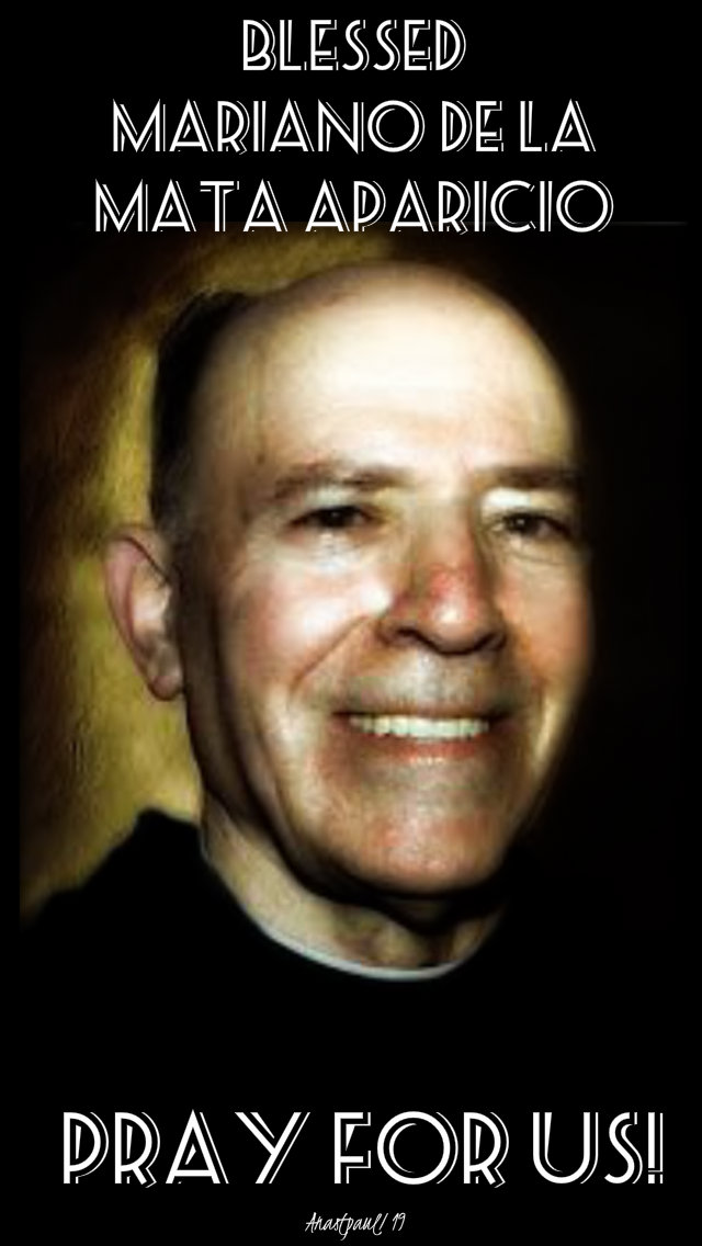 bl mariano de la mata aparecio pray for us 5 april 2019.jpg