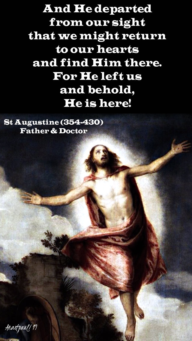 for he left us and behold he is here - st augustine - easter mon 22 april 2019.jpg