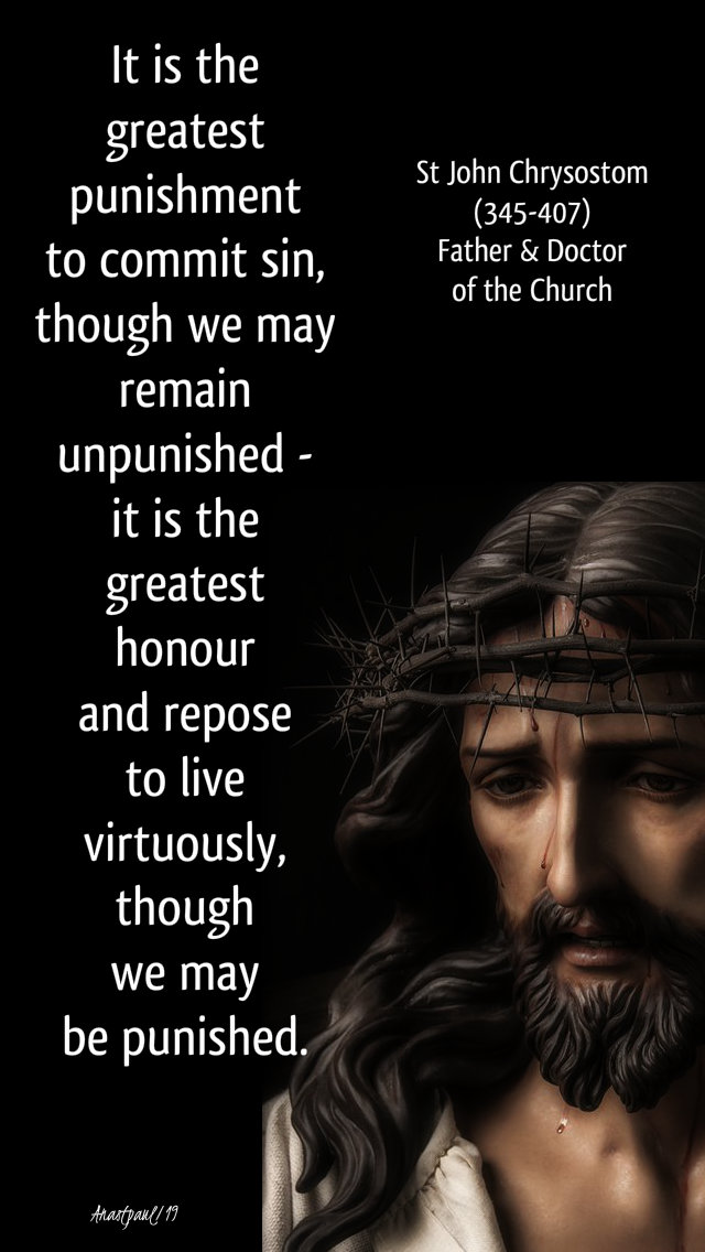 it is the greatest punishment - st john chrysostom 10 april 2019.jpg