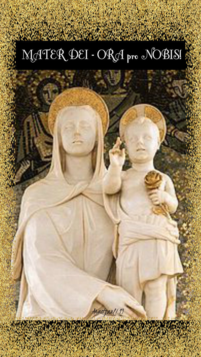 mater dei ora pro nobis mary pray for us 3 april 2019.jpg