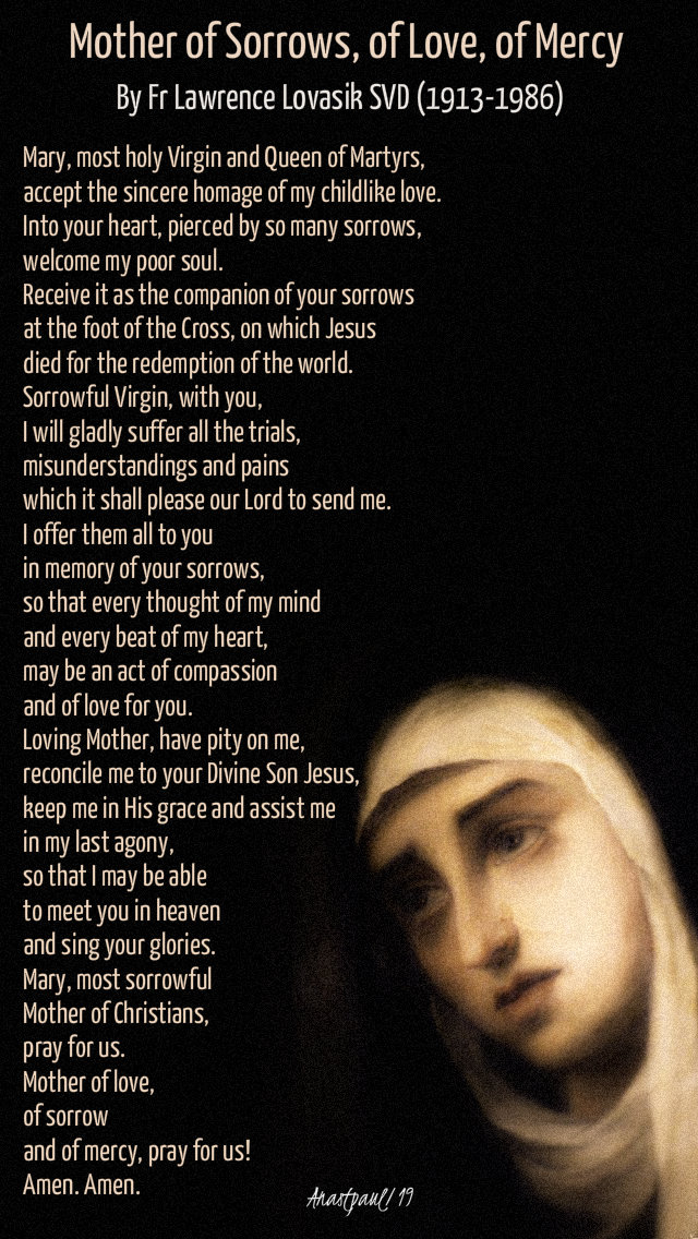mother of sorrows of love of mercy by fr lawrence lovasik 13 april 2019 marian sats.jpg