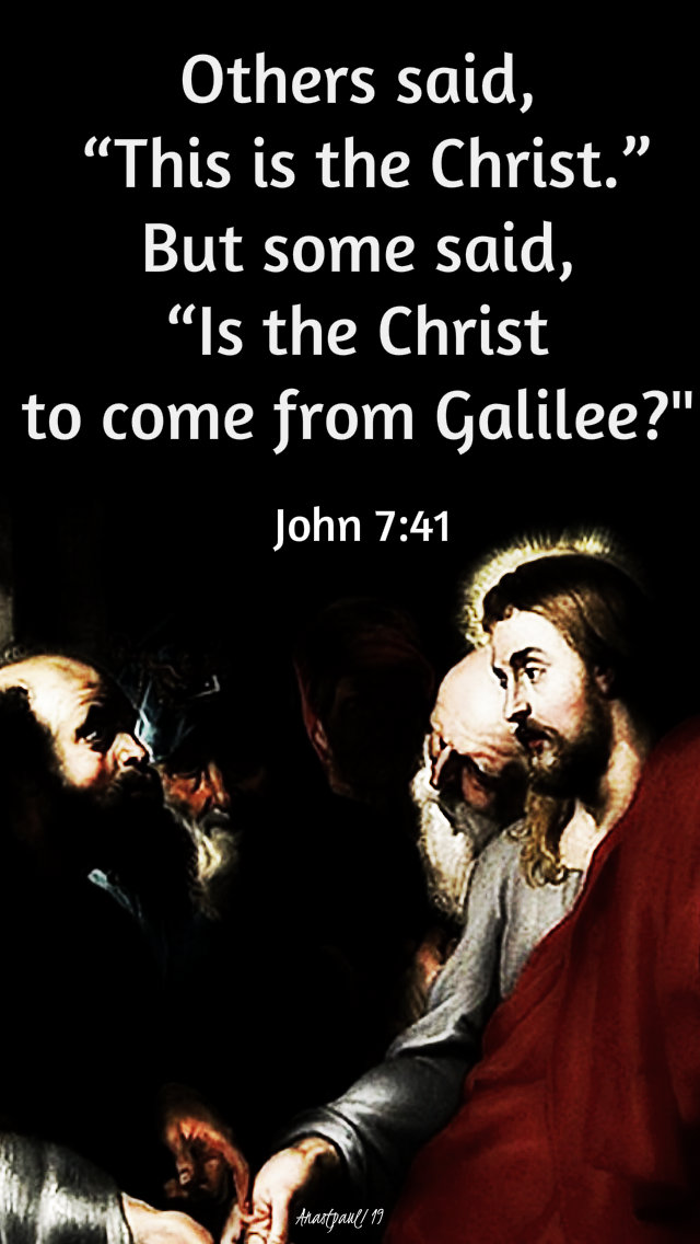 others said this is the christ john 7 41 - 6 april 2019.jpg