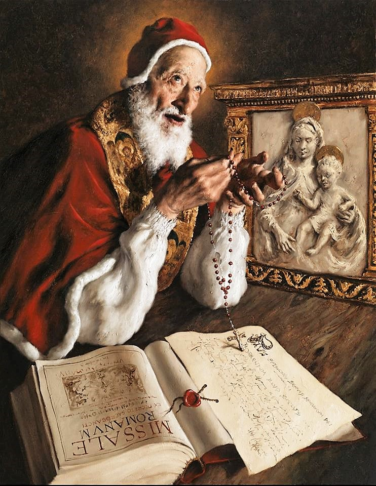 Saint of the Day – 30 April – Saint Pope Pius V (1504-1572) – AnaStpaul