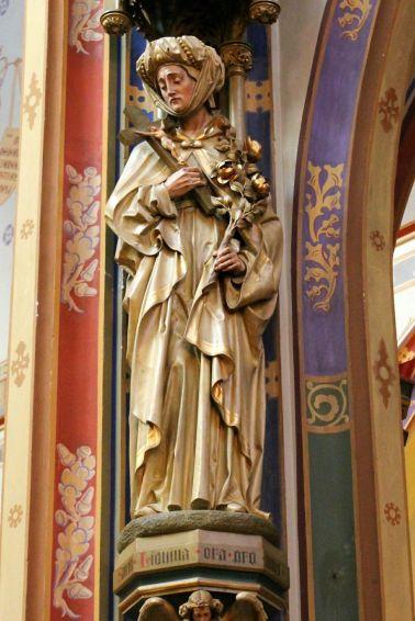 st lydwina statue lg