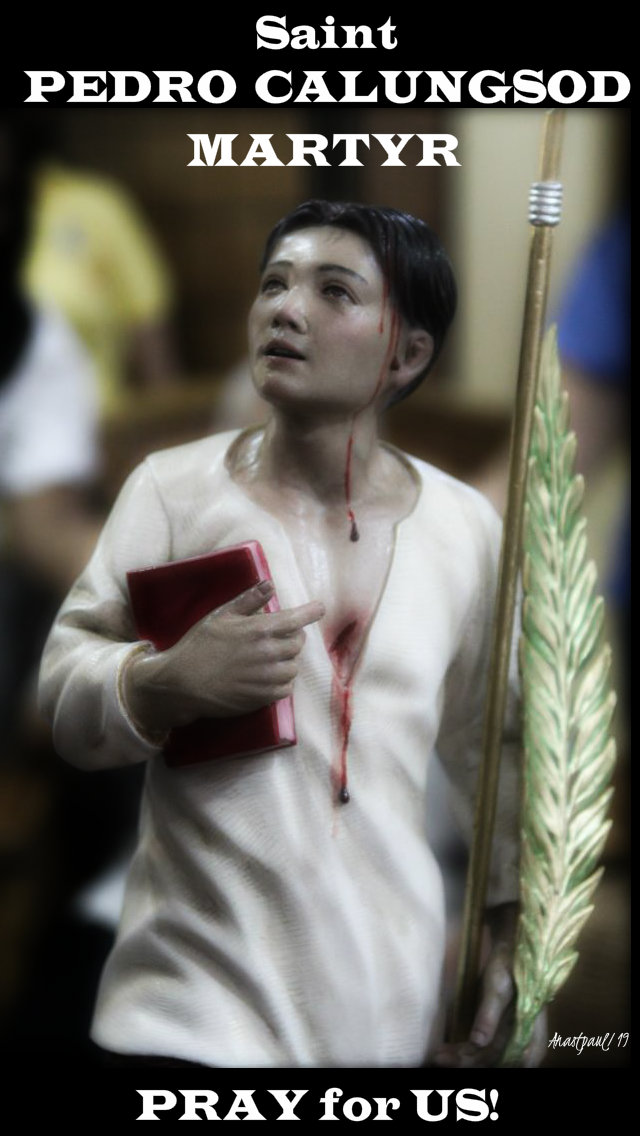 ST PEDRO CALUNGSOD MARTYR 2 APRIL 2019 PRAY FOR US.jpg