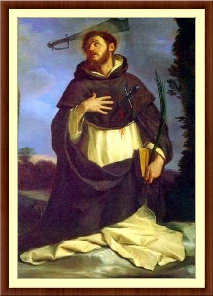 st peter martyr of verona
