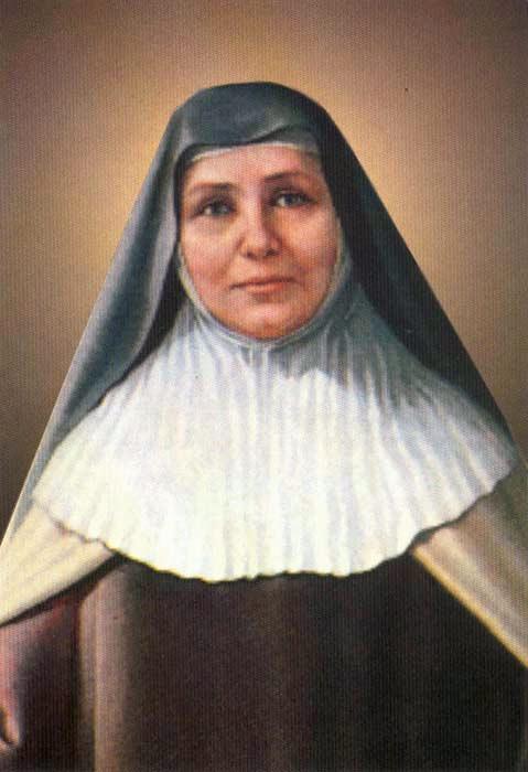 st teresa maria of the cross Manetti