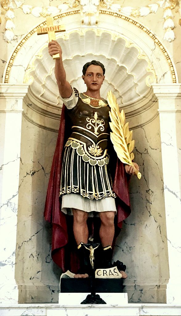 The_statue_of_St._Expeditus