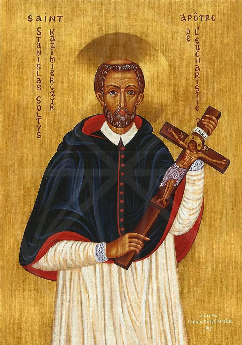 76. Saint Stanislas Soltys Kazimierczyk - phili