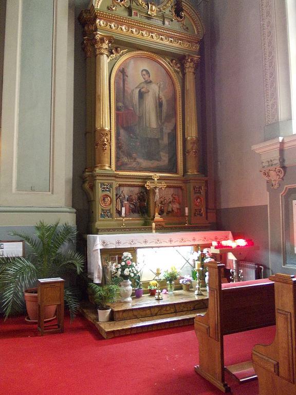 bl ivan merz 576px-Sacred_Heart_Basilica,_Zagreb_3