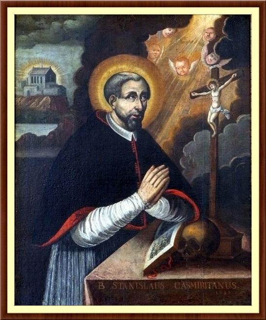 Saint Stanislaus of Kazimierz