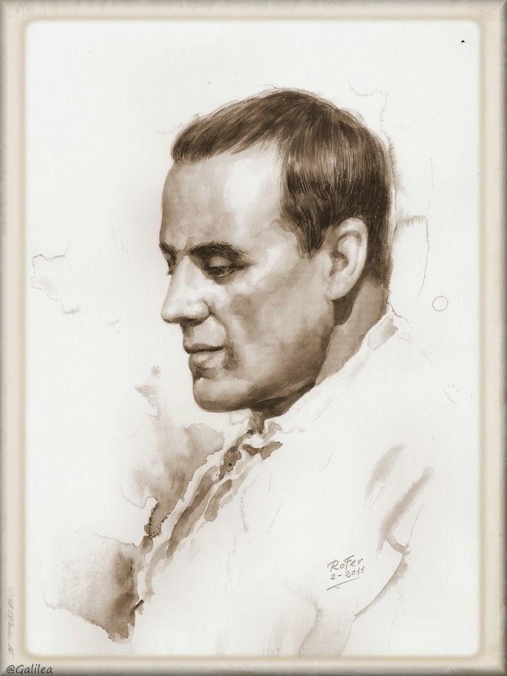 San José María Rubio. 4 Mayo
