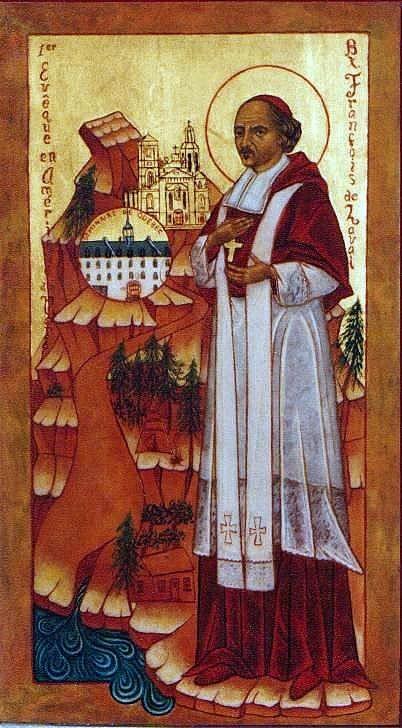 ST FRANCOIS DE MONTMORECY LAVAL ICON