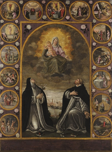 bl asanna and the mysteries of the rosary