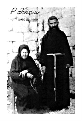 Saint of the Day – Blessed Jacques Ghazir Haddad OFM Cap