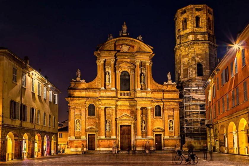 church of st prosper in reggio