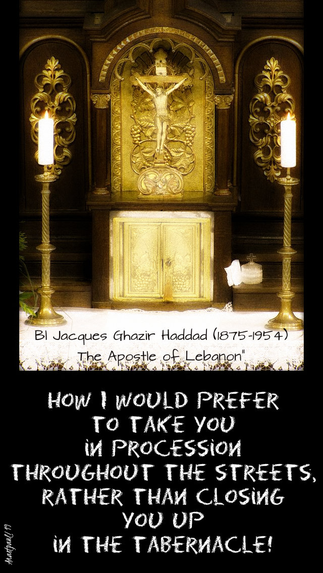 how i would prefer to take you - bl jacquea ghazir haddad - 26 june 2019