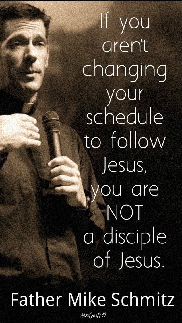 if you aren't changing your schedule - fr mike schmitz 30 jun 2019.jpg