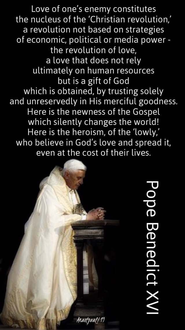 love of one's enemies - pope benedict 17 june 2019.jpg