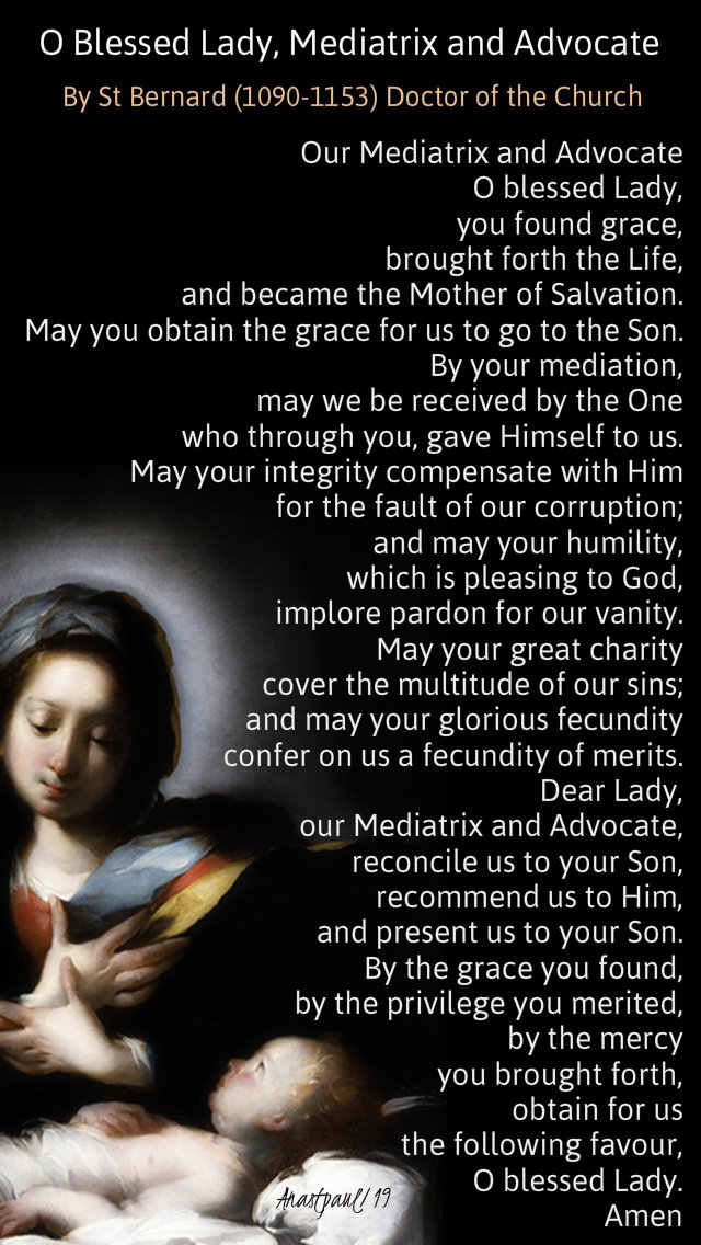 o blessed lady mediatrix and advocate - 18 may 2019 by st bernard.jpg