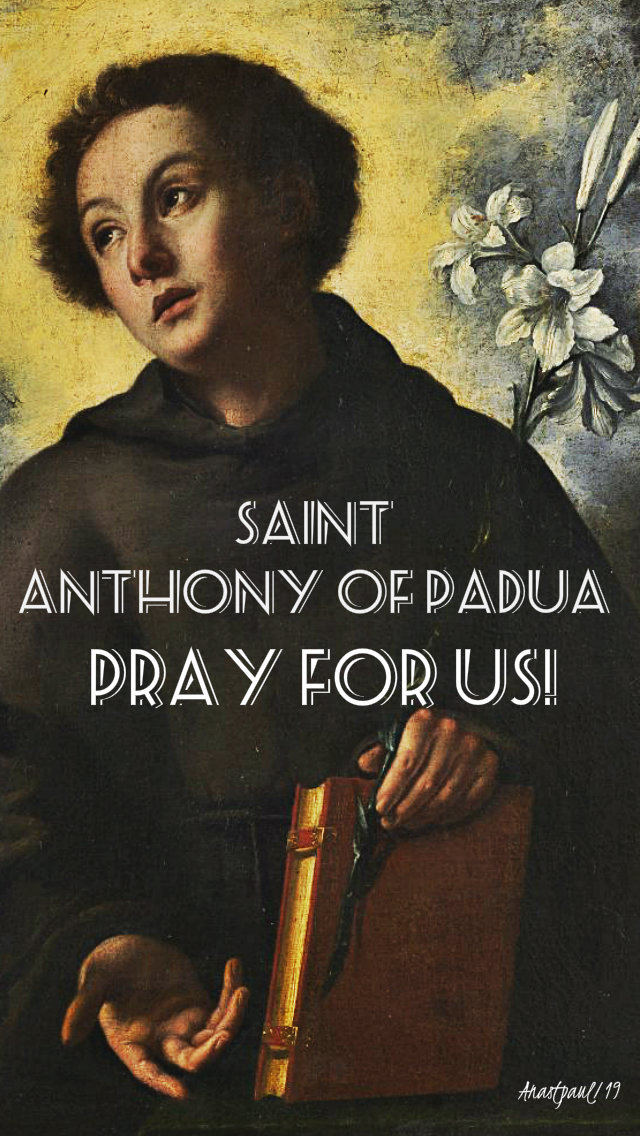 st anthony of padua pray for us 13 june 2019.jpg