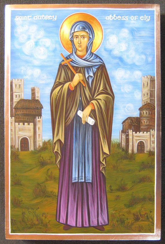 st ethelreda icon